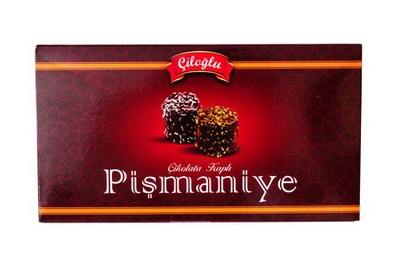 Pismaniye w czekoladzie 220g