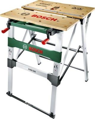 Pracovný stôl, stavebný podstavec -  Pracovný stôl BOSCH PWB 600