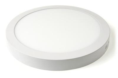 панель LED для настенного монтажа круглый 24W ПЛАФОН 3 -ЦВЕТА