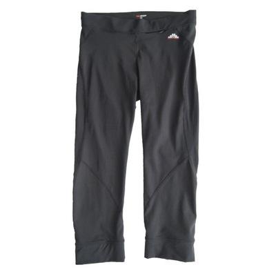 c4ee0f37715ef H&M spodnie sport do biegania czarne 40 L 7417708760 - Allegro.pl