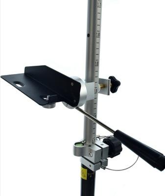 Adapter na tyczkę do dalmierzy laserowych