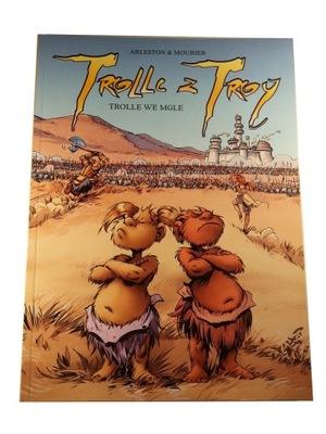 TROLLE z TROY 6. TROLLE WE MGLE 2004 r.