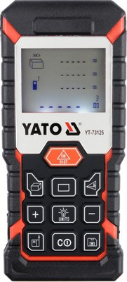 Yato лазерный дальномер измеритель расстояния yt-73125