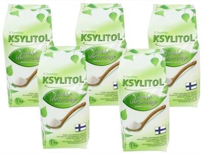 КСИЛИТ 5кг финский 100 % сахар березовый эконом