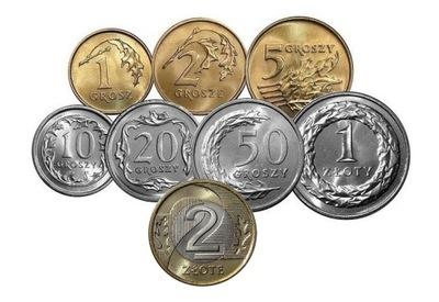 2019 комплект год 1 ,2 ,5 ,10 ,20 ,50 гр 1 ,2