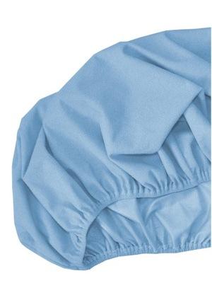 Лист защитные непромокаемые 70x160 blue