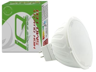 Лампа MR16 LED 2835 SMD 5W 230 ТЕПЛО GU5.3