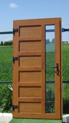 двери ПВХ Salamander bluEvolution 73 Цвет M32 AGO