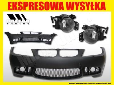 ZDERZAK PRZOD BMW 3 E90 E91 2008- LIFT M 3 PAKIET