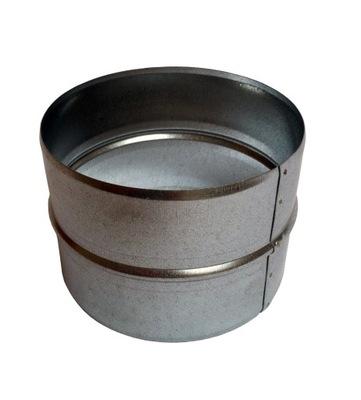 Konektor interného 130 mm trubica spiro hadice kapota