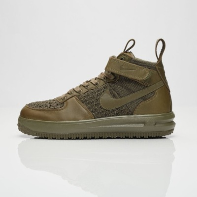 BUTY NIKE LUNAR FORCE 1 FLYKNIT WORKBOOT r.42 DUNK