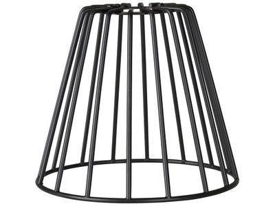 Абажур E27 металлический Белый Черный для Ламп loft проволока
