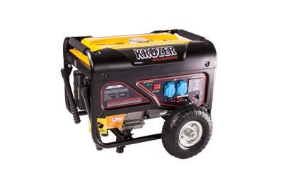 Generátor, príslušenstvo pre generátor - Výkonový generátor KRUZER 3500W AVR 1F