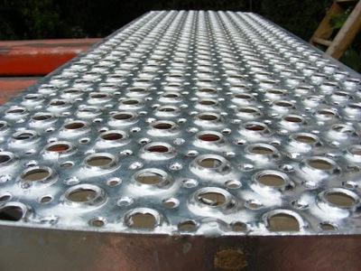 Novú etapu z kovu typ MIMO horúcej 800x250mm