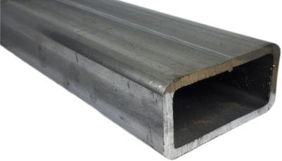 Profil stalowy zamknięty 100x50x2 długość 2500mm