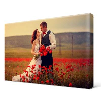 Фото-Картина на холсте Ваши фотография 50x40cm изображения
