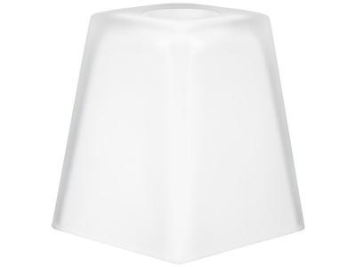 стеклянный Купол для Ламп, Корпус E27 10x12 стекло