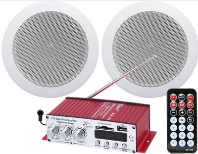 Радио для СУХОЙ САУНОЙ MP3 готов комплект 13 ,5