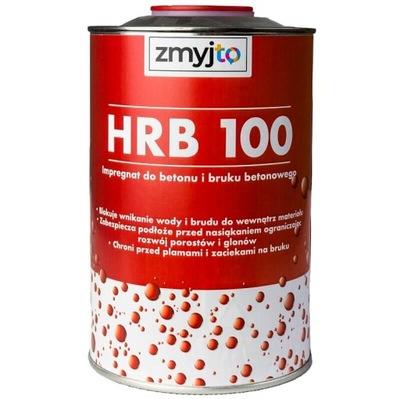 HRB 100 liečba dlaždíc a konkrétne 1L
