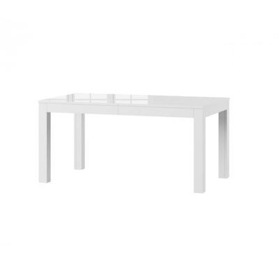 стол ?????????? ВЕНЕРА Белый блеск 160-300 см