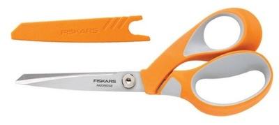 Fiskars ножницы RazorEdge кожухом, с мягкой 1014579 21см