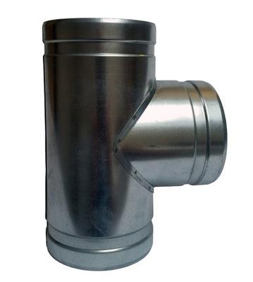 3x160 T Tee hadice ,trubice spiro kapota ventilátor