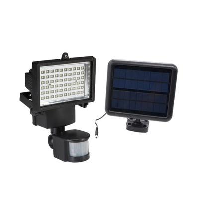 Lampa, solárne 60 Led snímača pohybu a tmy.
