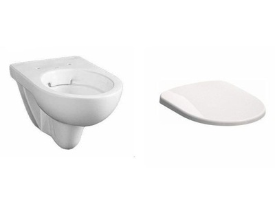 WC misa - KOLO NOVA PRO záchodová toaletná prívesok KRAK