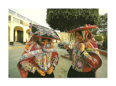 П / я - Welman, женщины из Перу / Вилла элем - Сальвадор