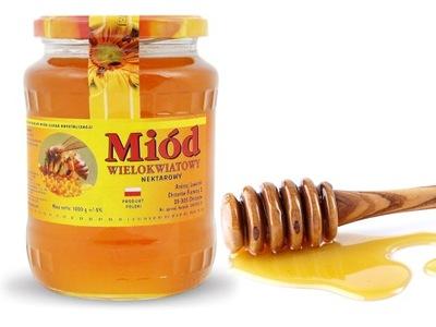 МЕД nektarowy - цветочный 1КГ