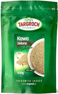TARGROCH кофе зеленый молотая 500? похудение