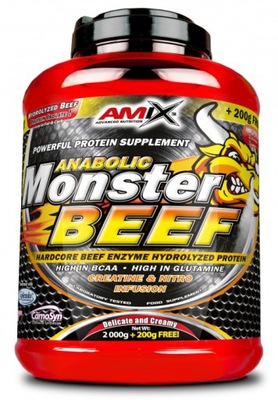 amix anabolic monster beef 90 protein recenzia