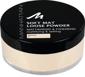 MANHATTAN Soft Mat Loose Powder sypki 20g odcień 2