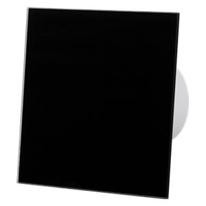 Ventilátor - Ventilátor steny ventilátora dRim 100S + čierny panel