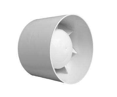 Ventilátor - DOSPEL kanálový ventilátor EURO 3 280 m3 / h, priemer 150