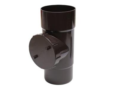 Vyhľadávanie czyszczak Gamrat PVC 110 mm, tmavo hnedé