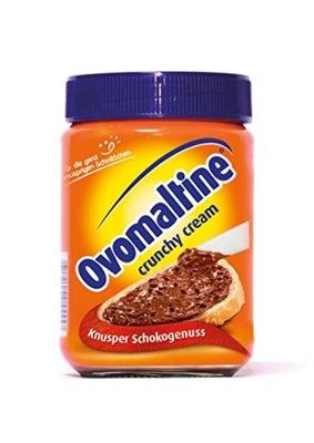 Крем Шоколадный Ovomaltine Crunchy из Германии