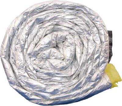 RĘKAW OTULINA IZOLACJA RURA 140°C 162mm/10m SLEEVE