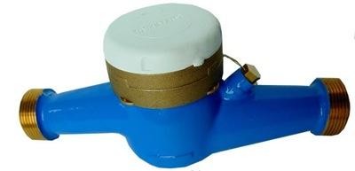 Vodomeru BMeters 5/4 suchobieżny studenej vody 240
