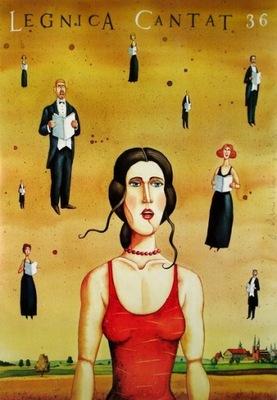 Pękalski - плакат Cantat