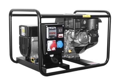 SUMERA KOHLER generátor 7,5 kVA 400V