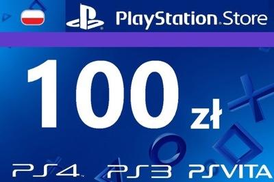 Karta Playstation Network Psn 25 Zl Ps3 Ps4 6796645948 Allegro Pl