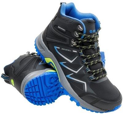 0e640ee9e8d6 WOJAS buty trekking 9378-91 czarne NEW! 43 6640648001 - Allegro.pl
