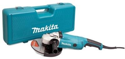 Brúska - UHLOVACÍ BRÚSOK MAKITA GA9020R 230mm + HOOK