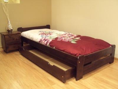 ящик ?????????? сосновая под кровать 200 см Орех