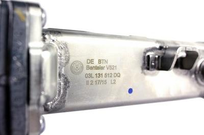 клапан egr vw passat b6 b7 golf vi 1.6 tdi 2.0 tdi, фото 4