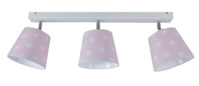 Svietidlá do detskej komora stropný LUSTER SVIETIDLO STROPNÉ svietidlo pre deti, LED 3LSP