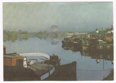ПП 067 Козле - Порт на реке Одер - корабль