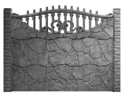Забор бетонные 1 .5М БЕТОННЫЙ ЗАБОР ?? производителя