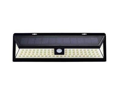 Lampy solárne Led 86, zmierzchowa, 3 režimy prevádzky.